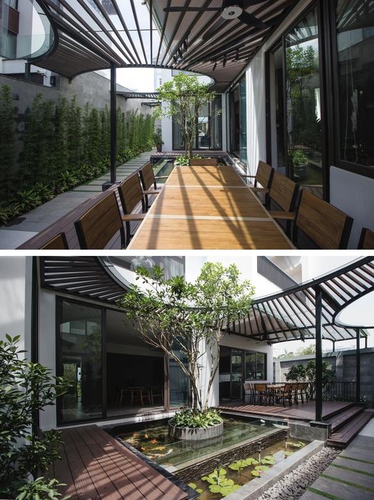Gia đình Hải Phòng chi triệu USD để xây căn nhà xanh - Ảnh 7.