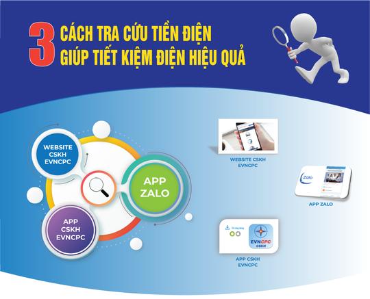 PC Quảng Ngãi hướng dẫn 3 cách tra cứu thông tin tiền điện giúp tiết kiệm điện hiệu quả - Ảnh 1.