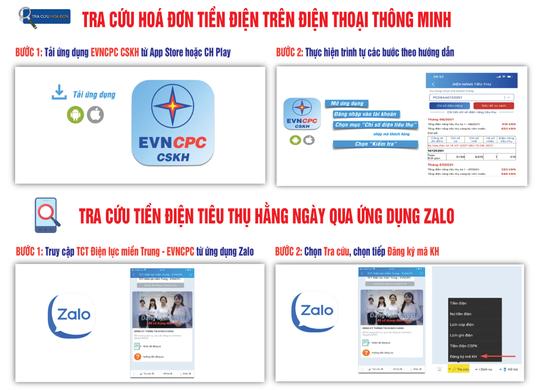 PC Quảng Ngãi hướng dẫn 3 cách tra cứu thông tin tiền điện giúp tiết kiệm điện hiệu quả - Ảnh 4.
