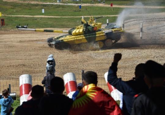 Army Games 2021: Trận ra quân, xe tăng Việt Nam bắn trúng 5/5 mục tiêu - Ảnh 2.