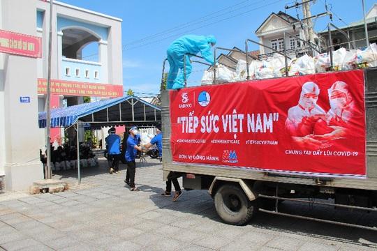 """SABECO """"Tiếp sức Việt Nam"""", đẩy lùi dịch Covid-19 - Ảnh 6."""
