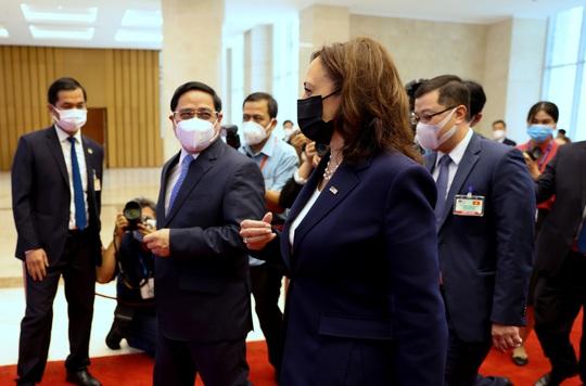Mỹ hỗ trợ Việt Nam thêm 1 triệu liều vắc-xin Pfizer - Ảnh 3.
