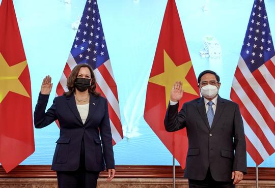Mỹ hỗ trợ Việt Nam thêm 1 triệu liều vắc-xin Pfizer - Ảnh 6.