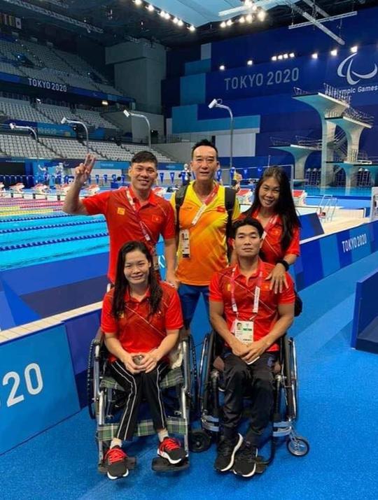 Khai mạc Paralympic Tokyo: Sắc màu của nhân văn và tình người - Ảnh 9.