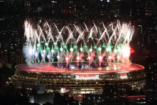 Khai mạc Paralympic Tokyo: Sắc màu của nhân văn và tình người - Ảnh 2.