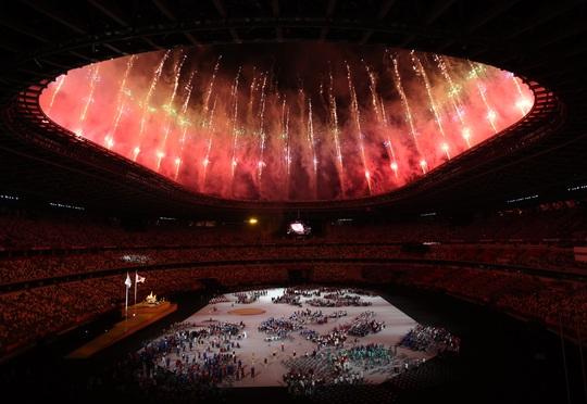 Khai mạc Paralympic Tokyo: Sắc màu của nhân văn và tình người - Ảnh 1.