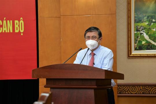 Ông Nguyễn Thành Phong chính thức làm Phó Ban Kinh tế Trung ương - Ảnh 2.
