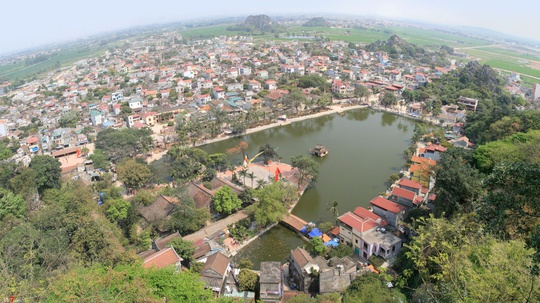 Hà Nội sắp có Bảo tàng Thiên nhiên rộng 38ha nằm trong Thị trấn sinh thái Quốc Oai - Ảnh 1.