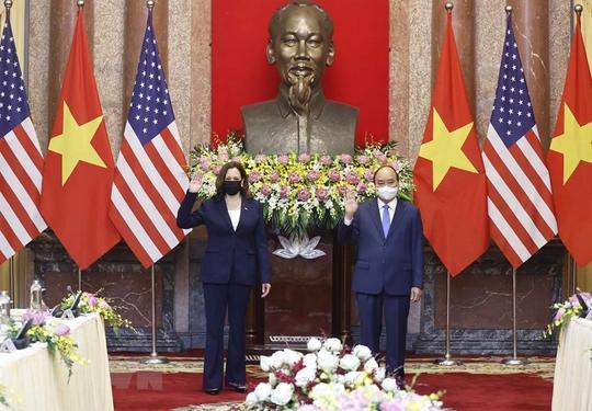 Nhà Trắng ra Tuyên bố về chuyến thăm Việt Nam của Phó Tổng thống Kamala Harris - Ảnh 1.