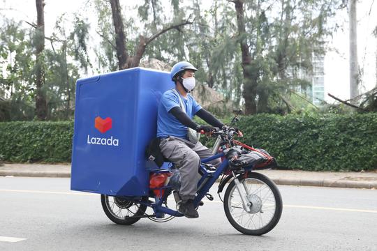 Lazada thay đổi nhận diện thương hiệu cho dịch vụ Logistics - Ảnh 1.
