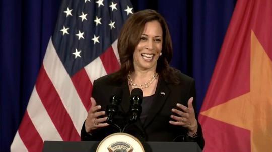 Phó Tổng thống Harris: Chuyến thăm báo hiệu sự khởi đầu mới trong quan hệ Việt-Mỹ - Ảnh 1.