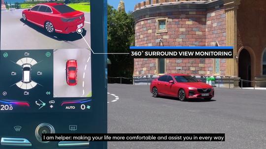 Vingroup công bố 3 công nghệ cho ôtô tự lái cấp độ cao - Ảnh 1.