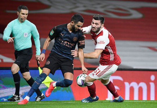 Arsenal khó vượt ải Man City - Ảnh 1.