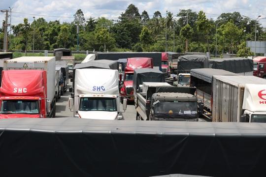 Cần Thơ kiến nghị Thủ tướng giữ nguyên biện pháp chống dịch trong vận chuyển hàng hoá - Ảnh 5.