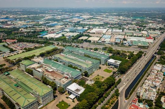 Sức hút của dự án căn hộ an cư khu Tây Sài Gòn - Ảnh 2.
