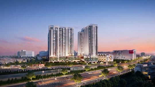 Sức hút của dự án căn hộ an cư khu Tây TP HCM - Ảnh 3.