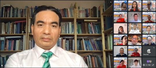Báo Người Lao Động trao giải cuộc thi viết Chủ quyền biển đảo bất khả xâm phạm - Ảnh 3.