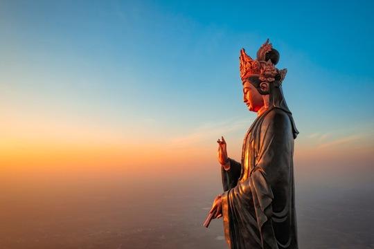 Khám phá những đỉnh núi thiêng tại Việt Nam - Ảnh 5.