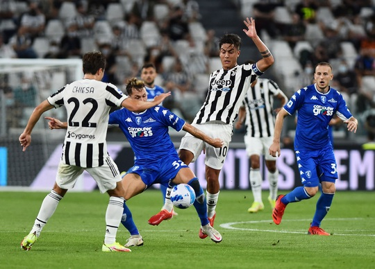 Mất Ronaldo, Juventus thua trận đầu tiên tại Serie A - Ảnh 2.