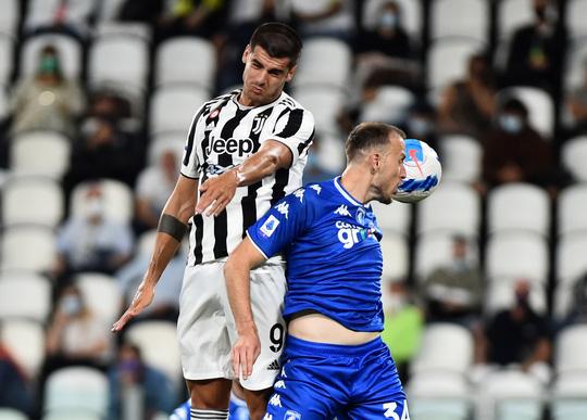 Mất Ronaldo, Juventus thua trận đầu tiên tại Serie A - Ảnh 1.