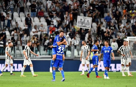 Mất Ronaldo, Juventus thua trận đầu tiên tại Serie A - Ảnh 3.