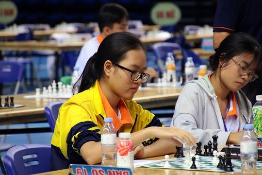 Thành tích ấn tượng của cờ vua trẻ Việt Nam - Ảnh 1.