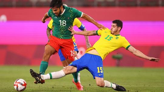 Tuyển Brazil thắng luân lưu, lọt vào chung kết Olympic Tokyo 2020 - Ảnh 1.