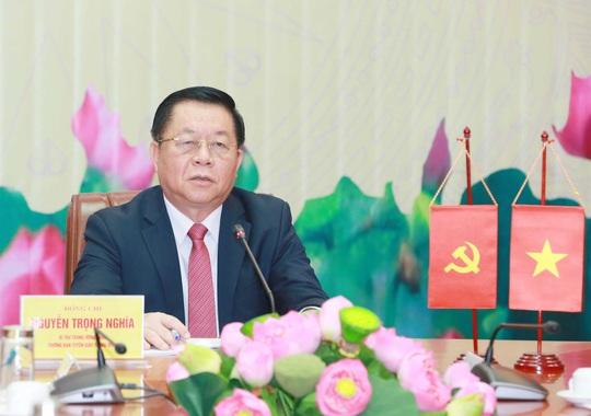 Quan hệ Việt Nam - Trung Quốc phát triển tốt đẹp - Ảnh 1.