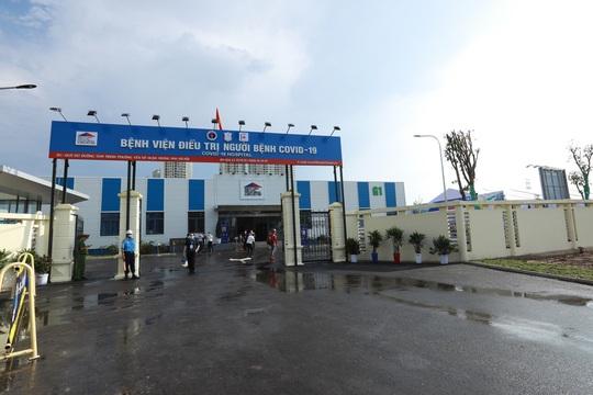 Techcombank hỗ trợ 100 tỉ đồng xây dựng bệnh viện điều trị người bệnh Covid-19 tại Hà Nội - Ảnh 3.