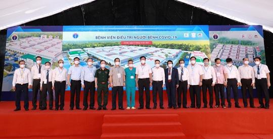 Techcombank hỗ trợ 100 tỉ đồng xây dựng bệnh viện điều trị người bệnh Covid-19 tại Hà Nội - Ảnh 2.