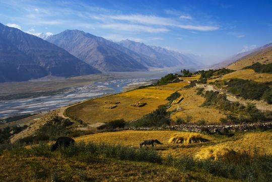 Vùng đất bí ẩn ở Afghanistan - Ảnh 1.