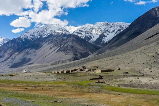 Vùng đất bí ẩn ở Afghanistan - Ảnh 2.