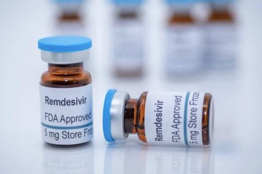 Lô thuốc Remdesivir điều trị Covid-19 vừa về tới TP HCM - Ảnh 2.
