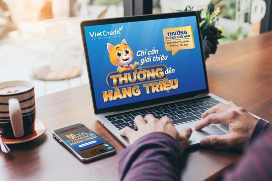 Đặc quyền ưu đãi dành cho khách hàng thân thiết của VietCredit - Ảnh 1.