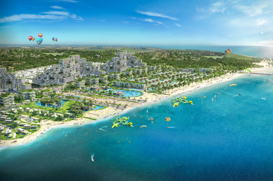 """Nhà vườn ven biển hấp dẫn giới đầu tư """"second home"""" - Ảnh 1."""