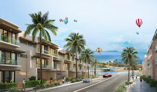 """Nhà vườn ven biển hấp dẫn giới đầu tư """"second home"""" - Ảnh 2."""