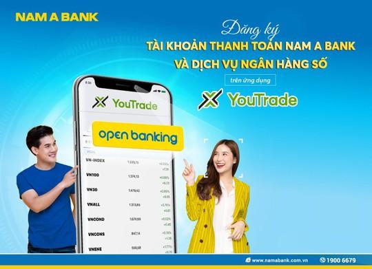 Nam A Bank cùng Youtrade triển khai cộng đồng tài chính toàn diện - Ảnh 1.