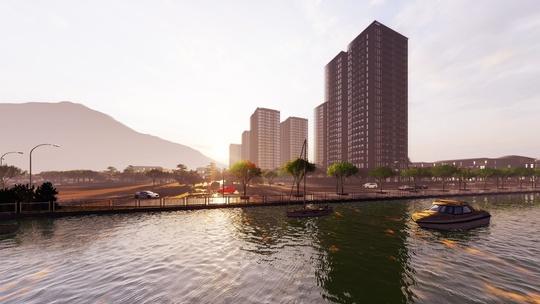 Châu Đốc - thành phố đầy tiềm năng trong vùng kinh tế trọng điểm Đồng bằng sông Cửu Long - Ảnh 1.