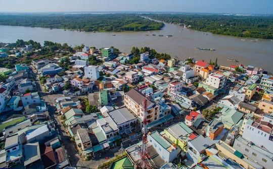 Vĩnh Long duyệt đề cương phát triển đô thị Trà Ôn hơn 1.300 ha - Ảnh 1.