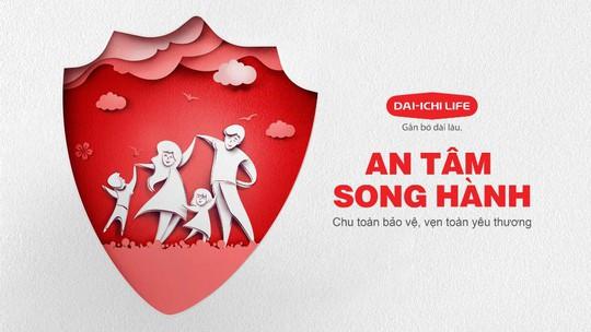 """Dai-ichi Life Việt Nam ra mắt sản phẩm """"An tâm song hành"""" - Ảnh 1."""