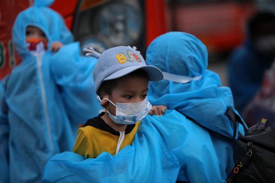 Danh sách 1.266 người dân từ TP HCM và Đồng Nai về Phú Yên sắp tới - Ảnh 2.