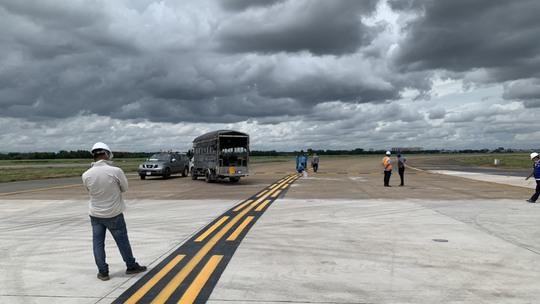Chính thức khai thác đường lăn S7, S8 tại sân bay Tân Sơn Nhất - Ảnh 2.