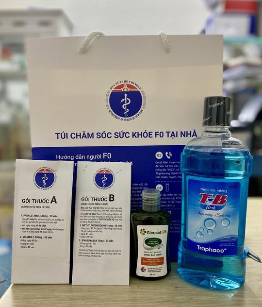 F0 sử dụng túi thuốc an sinh tại nhà sao cho hiệu quả? - Ảnh 1.