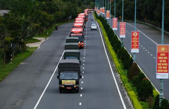 Phương Trang tiếp tục hỗ trợ TP HCM, Bình Dương chống dịch - Ảnh 3.