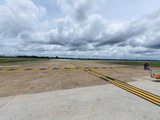Chính thức khai thác đường lăn S7, S8 tại sân bay Tân Sơn Nhất - Ảnh 1.