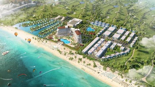 """The Blue Village – """"tiểu Santorini"""" độc đáo giữa lòng đại đô thị nghỉ dưỡng FLC Quảng Bình - Ảnh 1."""