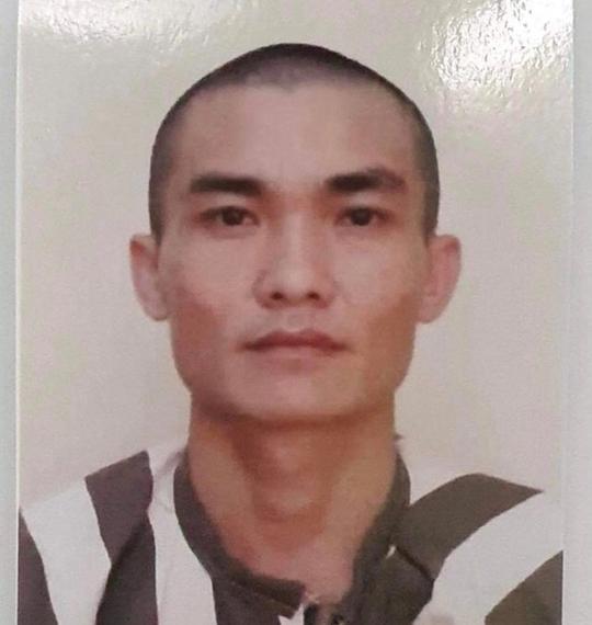 Bắt giữ được phạm nhân trốn khỏi trại giam Hoàng Tiến - Ảnh 1.