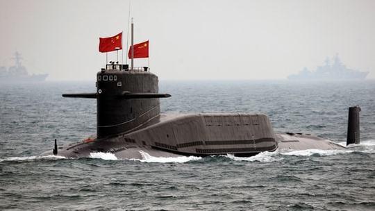 Tàu ngầm Trung Quốc nghi áp sát lãnh hải Nhật Bản  - Ảnh 1.
