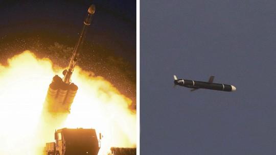 Âm thầm thử tên lửa tầm xa mới, Triều Tiên tuyên bố thành công - Ảnh 1.