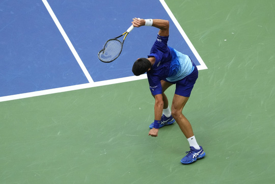 Đánh bại Djokovic, Medvedev vô địch US Open 2021 - Ảnh 3.